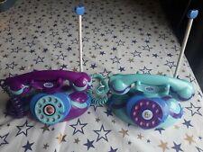 Disney Frozen Toy Telephones Else Anna Interactive Requires Batteries