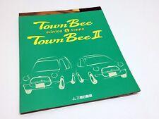 1997 1998 Mitsubishi Minica & Toppo Town Bee II JDM Brochure