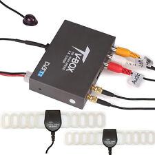 Auto KFZ DVB-T TV-Box 2x Aktiv Tuner MPEG2 MPEG4 HD H.264 USB PVR bis zu 160km/h