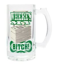 Breaking Bad Wheres My Money Glass Stein
