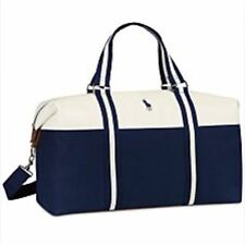 2959bdf94c BRAND NEW RALPH LAUREN WORLD OF POLO BLUE WEEKEND TRAVEL HOLDALL GYM SPORTS  BAG