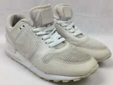 WOMENS NIKE AIR PEGASUS 89 NS WHITE/WHITE TRAINERS SIZE 5.5 UK RUNNING SHOES GYM