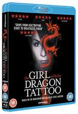 Girl With The Dragon Tattoo 5060116725742 Blu-ray Region 2