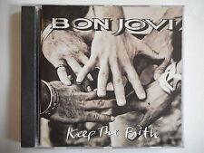 BON JOVI : KEEP THE FAITH - [ CD ALBUM ] --> PORT GRATUIT