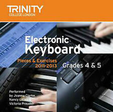 TRINITY COLLEGE: ELECTRONIC KEYBOARD PIECES & EXERCISES 2011-2013 CD FROM 2011