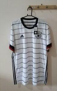 2020-21 Germany Home Jersey Maglia Camisa Camiseta Maillot Trikot XL BNWT