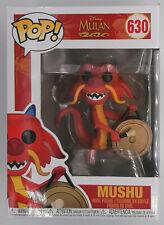 Disney Mulan 630 Mushu - Funko POP! Figur Vinyl