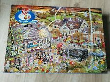Gibsons I Love Autumn Jigsaw Puzzle - 1000 Pieces