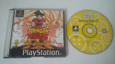 DRAGON BALL Z DBZ ULTIMATE BATTLE 22 - SONY PLAYSTATION PS1 - DEUTSCH VERSION