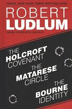 Robert Ludlum: Three Complete Novels