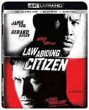 LAW ABIDING CITIZEN  (4K ULTRA HD ) - Blu Ray -Region free
