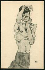 Artist Signed EGON SCHIELE 02  Postcard