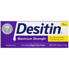 Desitin, Diaper Rash Paste, Maximum Strength, 4 oz (113 g)