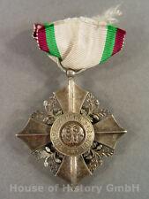 Bulgarien: Zivilverdienst Orden Silbernes Verdienstkreuz, Silber, Bandrest, 2790