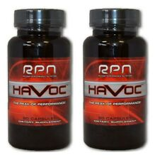 Recomp Performance Nutrition RPN Havoc Supplement Twinpack (Bodybuilding)