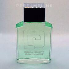 Paco Rabanne Pour Homme Aftershave Lotion Splash 100ml