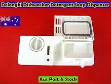 Delonghi Dishwasher Parts Detergent Soap Dispenser Replacement white-Used (DA29)