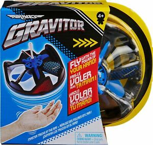 Air Hogs Gravitor with Trick Stick, USB Rechargeable Flying Toys, Drones