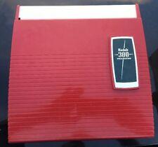 Vintage ~ KODAK 300 ~ Model 1 ~ Slide Projector ~ Tested Works ~ Original Box !!