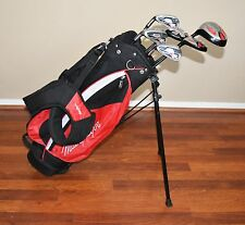 MacGregor Tourney Jr. Junior / Youth Six Piece Golf Set - Left Handed