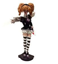 "Manga Anime Tokyopop Princess Girl Kitty Radio Inc 9"" toy figure 2005 RARE"