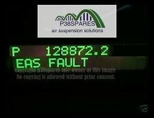 EAS AIR SUSPENSION FAULT CODE RESET & DIAGNOSTIC outil P38 Range Rover Mk Il