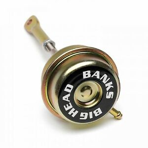 Banks 24396 BigHead Wastegate Actuator for Chevrolet Silverado 6.6L Duramax