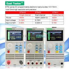 28 Singledual Channel Programmable Dc Electronic Load Et5410 Et5411 Et5420