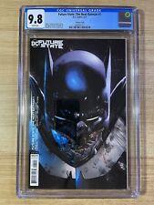 Future State The Next Batman #1 (2021 DC) Olivier Coipel Variant CGC 9.8