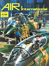 Air International V11 N1 Rockwell Sabreliner Australia Wooden Warbirds Rumania