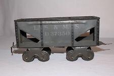 1930's Bing? Non-Pareil ? L.S. & M.S. #D37350 Hopper Car, Original