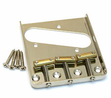NEW bridge FENDER TELECASTER 0074944000 Classic Vibe - 3 saddles brass - TELE