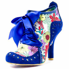Irregular Choice Slim Lace-up Heels for Women