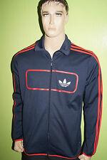Adidas Originals Street Driver St TT track top chaqueta talla XL dunklblau/rojo