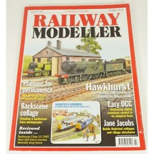 Railway Modeller Magazine July 2014 Hawkhurst Martins Sidings Jane Jacobs (016)