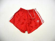 * Vintage Adidas shiny nylon Sprinter Shorts glanz sporthose West Germany