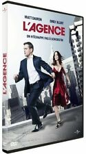 DVD *** L'AGENCE *** avec Matt Damon, Emily Blunt, ...  ( neuf sous blister )