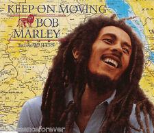 BOB MARLEY AND THE WAILERS - Keep On Moving (UK 4 Tk CD Single)