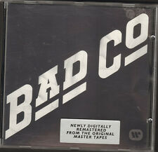 BAD COMPANY Same Self Titled NEW CD REMASTER 8 track BAD CO Paul Rodgers 1974