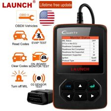 LAUNCH Creader V+ OBD2 Car Code Reader Scanner I/M Readiness Engine Light Check