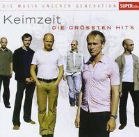 KEIMZEIT - MUSIK UNSERER GENERATION-DIE GRÖßTEN HITS  CD NEU