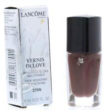 Lancome Vernis in Love Gloss Shine Nail Polish 6ml Chocolat Mordore 270N