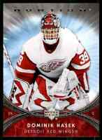 2007-08 Upper Deck Ovation Dominik Hasek #85