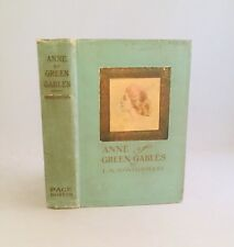Anne Of Green Gables-L. M. Montgomery-VERY RARE 1920 Edition!!-48th Impression!!
