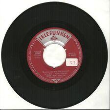 Gitta Lind, Komm zu mir für immer, neutral/VG, 7'' Single, 1344