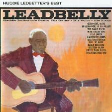 Leadbelly - Huddie Ledbetter's Best (His Guitar His Voice His Piano) CD NEW