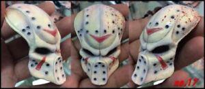 1/6 Scale Custom Predator Mask x6