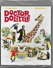Doctor Dolittle - Rex Harrison Twilight Time Limited Edition Blu-ray