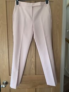 Pink Reiss Trousers. Size 12. Never Been Worn.