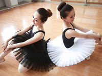Professional adult ballet dance 7-layer hard net rehearsal practice tutu skirt